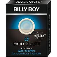 Billy Boy Extra Feucht Kondome, 3-teilig preisvergleich bei billige-tabletten.eu