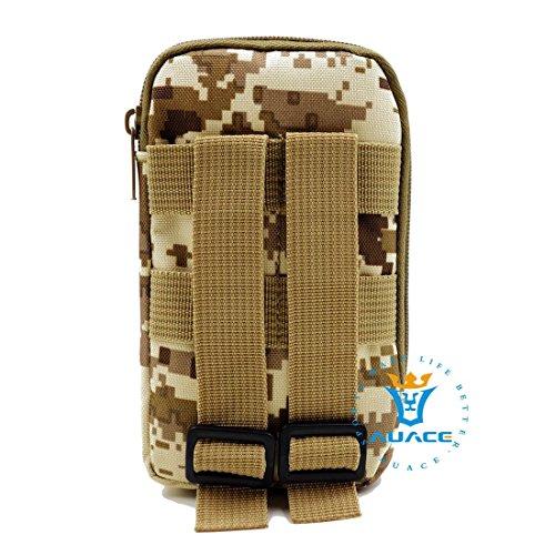 Multifunktions Survival Gear Tactical Beutel MOLLE Tasche Military Assault Taille Pack, Outdoor Camping Tragbare Travel Bags Handtaschen Werkzeug Taschen Taille Tasche Handytasche DDC