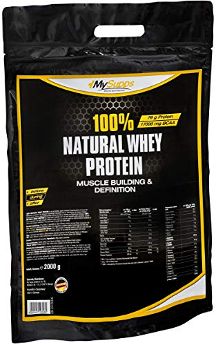 My Supps Whey Protein - 2kg