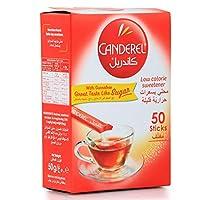 Canderel Low Calorie Sweetener - 50 Sticks, 50 gm