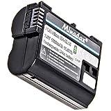 Minadax Li-Ion 1600mAh Akku fuer Nikon D7200, D7100, D7000, D800, D750, D610, D600, 1 V1, V1, Batteriegriff MB-D12, MB-D11 - wie der EN-EL15