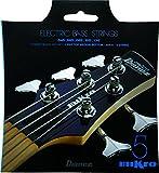 Ibanez Mikro Bass Gitarre Saiten iebs5cmk iebs COATED Nickel Bass Gitarre Saiten, mittel 5Saiten