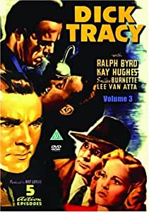 Dick Tracy - Vol. 3 [UK Import]