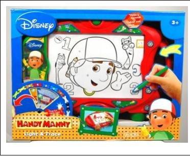 Imagen principal de Famosa Light Box Handy Manny