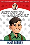Walt Disney (History's All-Stars) by Marie Hammontree (2014-08-12)