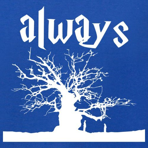 Always Tree - Herren T-Shirt - 13 Farben Royalblau