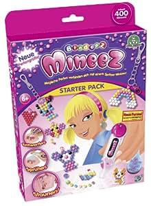 Giochi Preziosi 70104271 - Bindeez Mineez Starter Pack 400 Perlen