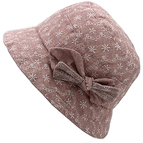 Madre secchio cappello/cappello da sole traspirante molla