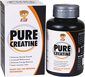 SNT Pure Creatine 100g with 15% discount