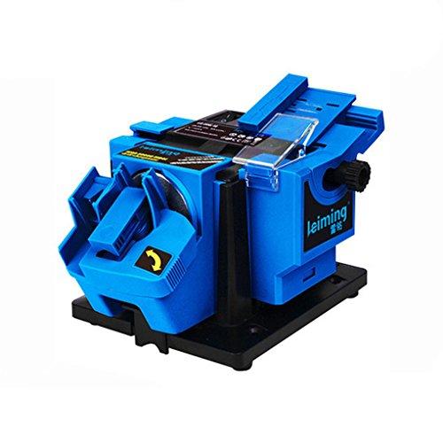 Leiming 96W 220V Elektro-Multifunktions-Grinder Spitzer Drill Cutter Scheren Haushaltsschärfschleifmaschine Werkzeug Regard - Drill Grinder