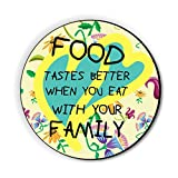Seven Rays Food Tastes better with Famil...