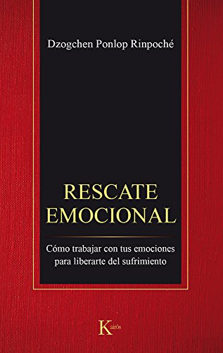 Descargar Libro Rescate emocional (Sabiduría perenne) de Dzoghen Ponlop Rinpoché