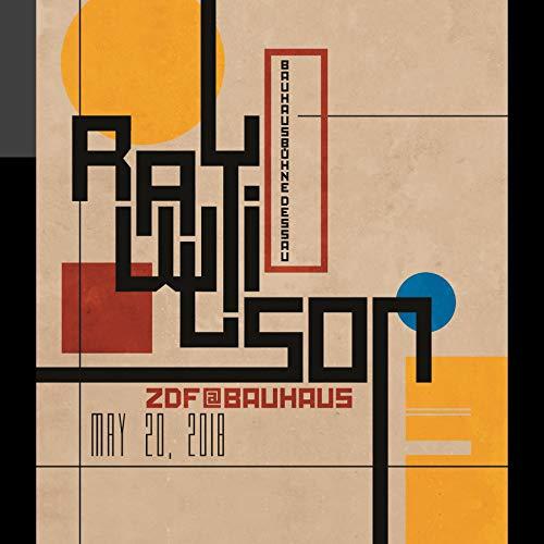 Ray Wilson ZDF At Bauhaus (Bluray) [Blu-ray]