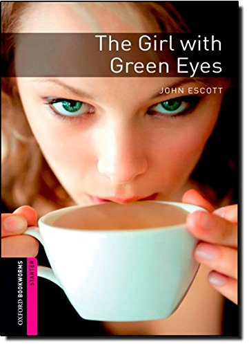 The girl with green eyes