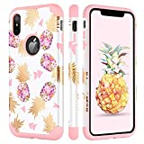 BENTOBEN Coque iPhone XS Max 2018, iPhone XS Max 2018 Housse, Etui iPhone XS Max 2018...