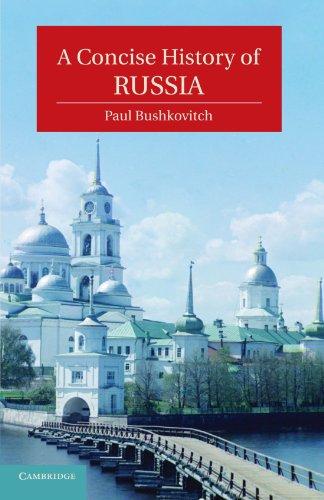 A Concise History of Russia (Cambridge Concise Histories) por Paul Bushkovitch