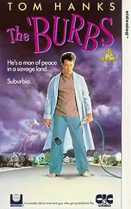The 'burbs [VHS]