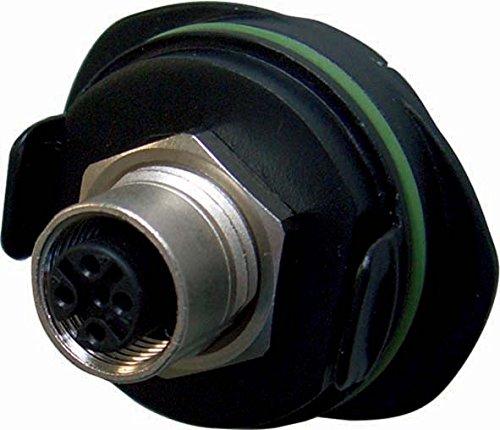 Murrelektronik–M12/Buchse 4000–69000–10400005-polig IP65des Schaltaktor Sensor Montage-Eingebauter