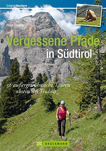 Vergessene Pfade in Südtirol: Der etwas andere Wanderführer mit 35 außergewöhnlichen Wanderwegen abseits des üblichen Trubels, mit Wandern im Vinschgau ... inkl. Wanderkarten (Erlebnis Wandern)