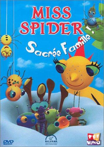 Miss Spider : Sacrée famille ! [FR Import] Miss Spider Dvd