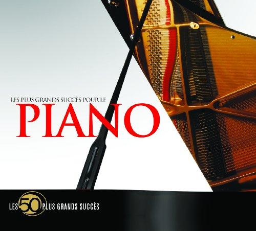 50 Plus Grands Succès : Piano