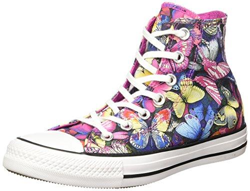 Converse Damen Zzz Hightop Sneaker Bunt