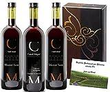 Weingeschenk Geschenkset Castell Miquel Cabernet Sauvignon & Monte Sion