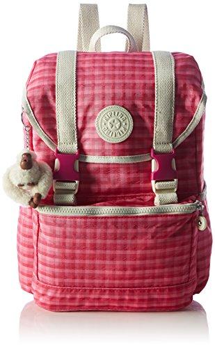 Imagen de kipling  experience s,  mujer, pink picnic pink , 26x32x16 cm w x h x l
