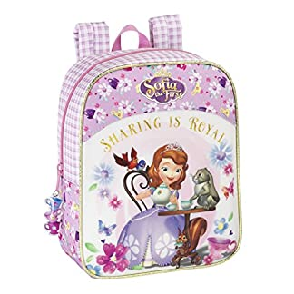 Safta Princesa Sofia 611444232 Mochila Infantil