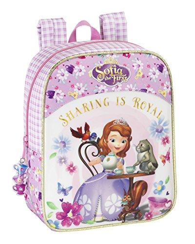Rucksack kindergarten anpassungsfähig wagen von Prinzessin Sofia Royal Tea (40/1)