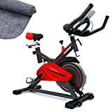 Sportstech professional Indoor Cycle SX100 with...