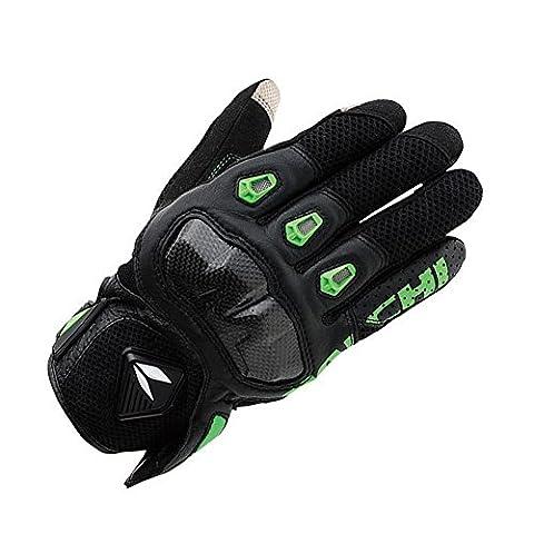Claw Monster Motocross Reithandschuhe Fell und Leder Cavalier/Außen Bike Motorrad Handschuhe