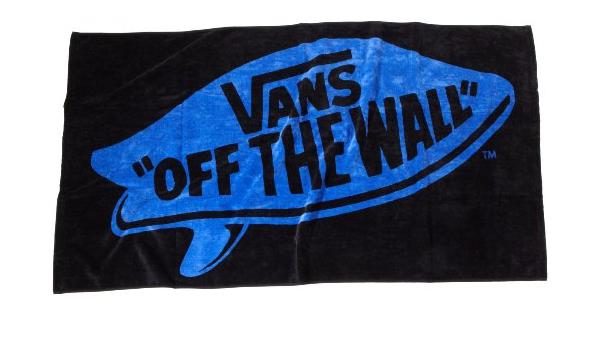 Vans Telo Mare Tailside Towel, Deep Blue : Amazon.it: Casa e cucina