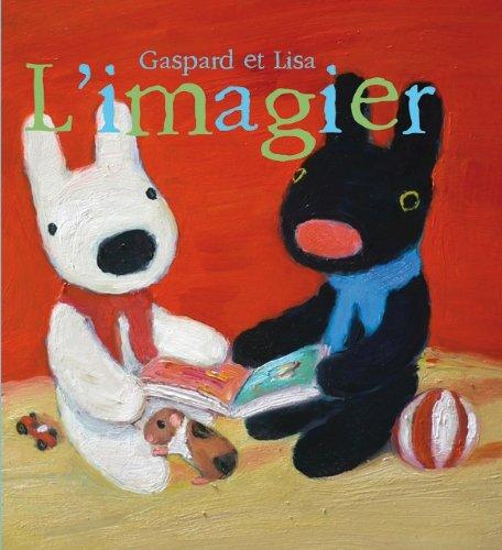 L'Imagier Gaspard & Lisa