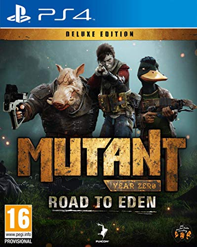 Mutant Year Zero: Road To