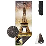 Best Gaiam Yoga Mats Mandukas - Roue Non Slip Yoga Mat Fireworks In Paris Review
