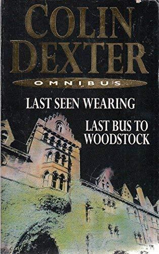 Last Seen Wearing/Last Bus Wood Duo Dexter Duo
