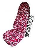 Hookipa Hawaii Sitzbezüge - Pilotensitz (Paar), Farbe:Rot