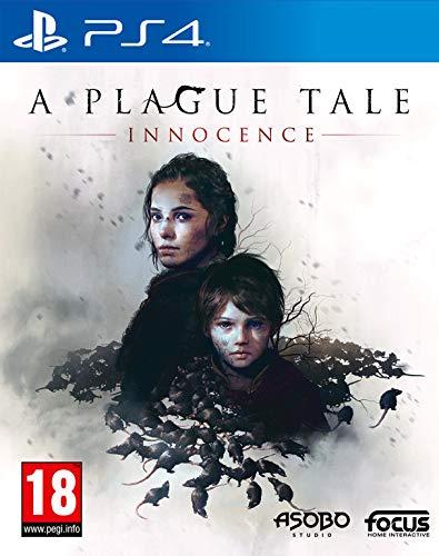 A Plague Tale: Innocence (PS4) - [AT-PEGI] (Ps4 Home Playstation)