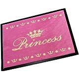 Fußmatte Schmutzfangmatte Princess pink 40x60 cm | 100930