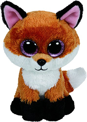 Beanie Boo Fox - Slick - Brown - 24cm 9""