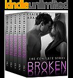 Broken (The Broken Romance Series Box Set) (A Sports Romance) (MMA Romance)