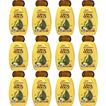 Ultra Dolce Champú Aceite aguacate pelo Cubos 250ml