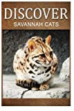 Savannah Cats: Early Reader's Wildlife Photography Book