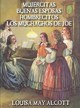 mujercitas-las-cuatro-novelas-spanish-edition