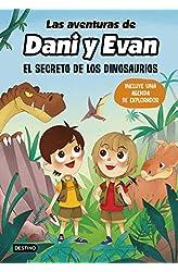 Descargar gratis Las aventuras de Dani y Evan. El secreto de los dinosaurios en .epub, .pdf o .mobi