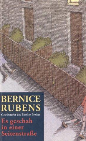 Buchseite und Rezensionen zu 'Es geschah in einer Seitenstraße' von Bernice Rubens