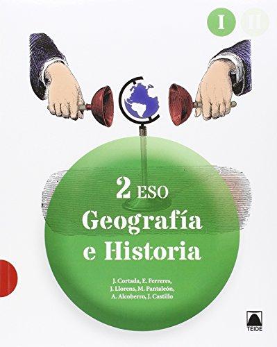 Geografía e historia 2º ESOed 2016
