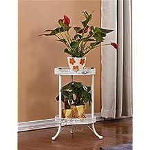 MOMO Estantes de Flores Estante de exhibición de Flor de la Planta Estante de Planta de