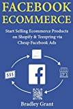 Facebook Ecommerce: Start Selling Ecommerce Products on Shopify & Teespring via Cheap Facebook Ads (English Edition)
